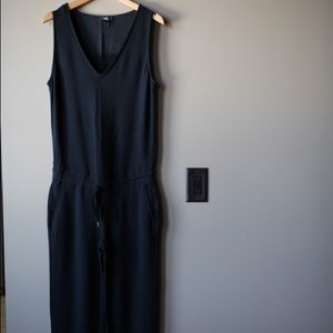 Paige Black Drawstring Jumper, size xs
